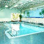 Best Western Plus Gatineau-Ottawa, Heated indoor salt water pool