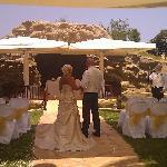 Olympian Garden - Our Wedding Venue x