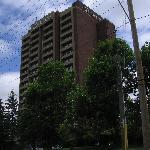 Plain-looking building