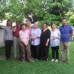 with Kaya Bey and Turkan Hanim