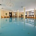 The Indoor Arena swimming pool