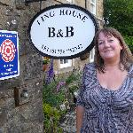 Jayne Clarke - Owner of Ling House B & B