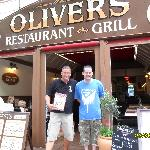 Photo de Olivers Restaurant