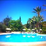 Poolside!!