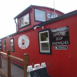 Little Red Caboose Cafe