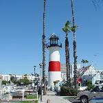 Foto de Harbor Inn & Suites Oceanside / San Diego