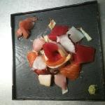 Sashimi Deluxe by Chef Anton