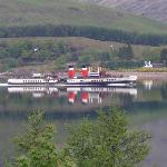 View from the Loch