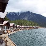 Cabins at Ross Lake Resort