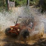 Time to get WET with Buggy Safari Marbella