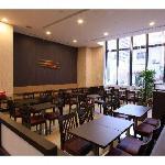 ロイネットカフェ(朝食レストラン) roynet cafe( restaurant for breakfast)