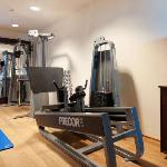 Fitness room by Precor