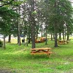 Parc du Motel des Cascades