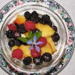 Chautauqua County Fruit with Breakfast