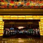 Parx Casino - entrance lobby