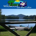 Wildwood on the Lake Foto