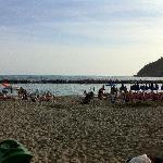 Strand von Moneglia