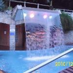 um piscinão...