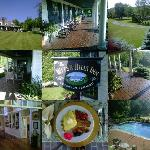 Collage of The Welsh Hills Inn from Our Guest, Mindy Irish