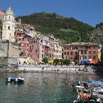 Vernazza waterfront