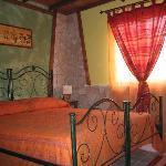 Camera Arancio matrimoniale