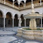 Casa de Pilatos Sevilla, Innenhof