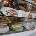 Sandwiches, Sandwiches, Sandwiches.  YUM!