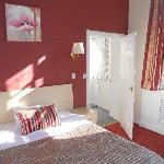 Bright sunny room