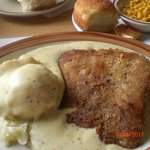 Country Fried Steak Dinner
