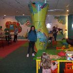 sala Cartoon para niños
