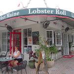 Grandaughter of LL Bean.....Linda Bean's Maine Lobster