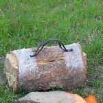 a bundle of firewood $4.00