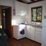 Western KI Caravan Park - park cabin room