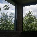 Panoramic sky views from all rooms