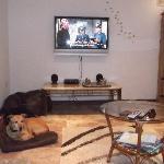 Miller's Cottage lounge