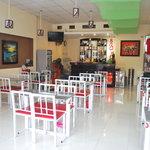 inner view of the restaurant