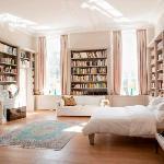 "Luxuriöse Suite ""Alte Bibliothek"""