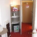 Room 226 towards entrance