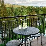 River View Suite Balcony