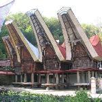 Torajan village