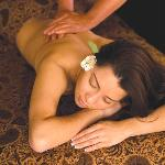 A relaxing massage from a Master Therapist