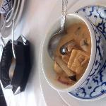 Tom Kha Hed & Tofu