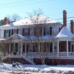 The Inn in the snow