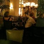 The Lobby Bar on Saturday Night