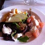 Delicious beet salad!