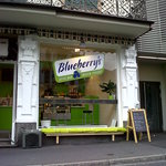 Blueberrys Juice Bar Foto