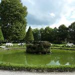 Garden of the Residenz