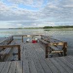 Das hauseigene Flossboot-