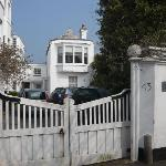 Entrance to Reka Dom