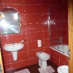 Salle de bain chambre n°7